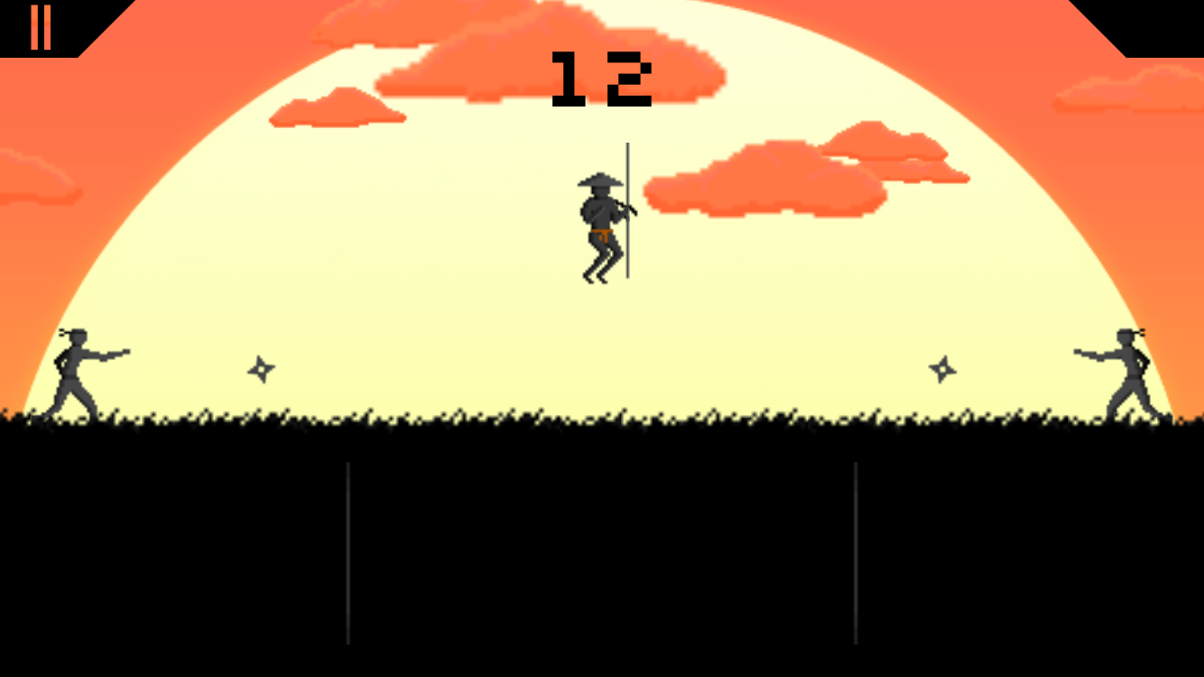 Ninjevade- screenshot