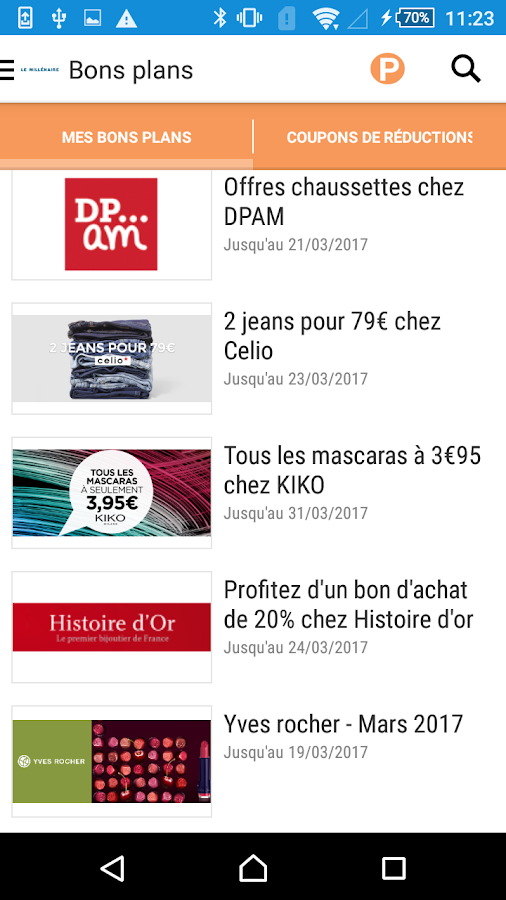 Le Millenaire- screenshot