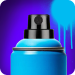 Spray Painter HD 1.0 Apk