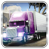 Offroad Cargo Truck Delivery Uphill Transport Game