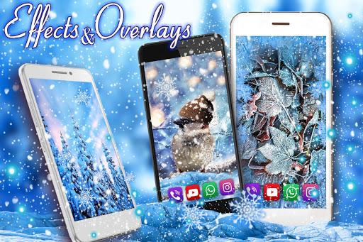 Winter Time Live Wallpaper 1.2 screenshots 3