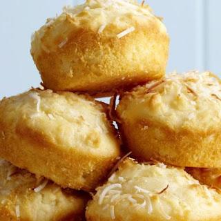 Citrus Coconut Muffins.