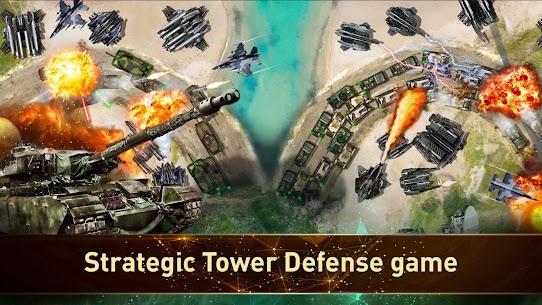 Tower Defense: Final Battle LUXE 1.0.1 Mod Apk Download Unlimited Money 7
