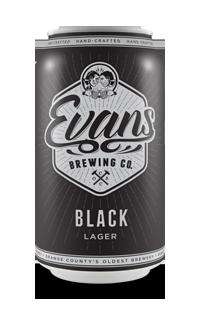 Logo of Evans Brewing Co. - Breakfast Black