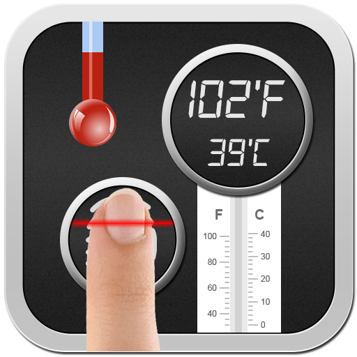 Body Temperature Checker Prank