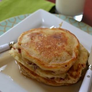 Buttermilk Bacon Pancakes