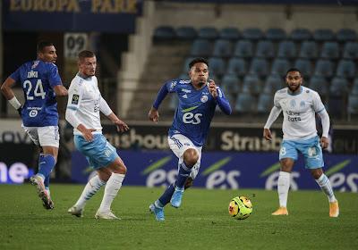 Marseille évite péniblement le marasme du côté de Strasbourg