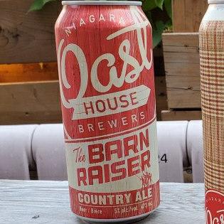 Oast House Barnraiser Country Ale