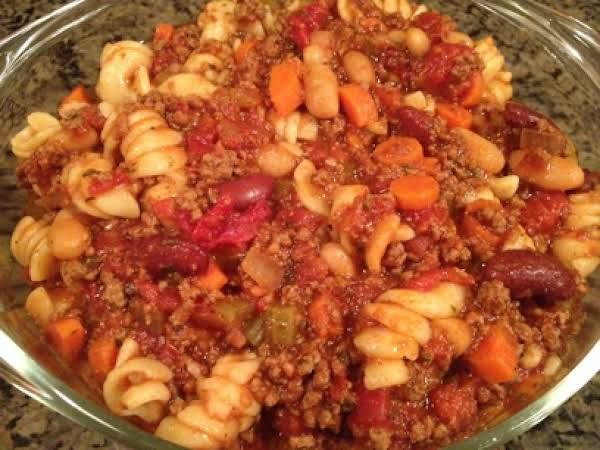 Pasta E Fagioli Crockpot Soup Recipe