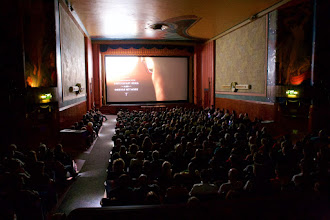 Photo: A packed house! 350 people turned up for the evening