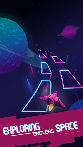 Dancing Planet: Space Rhythm Music Game 4.08 screenshots 3
