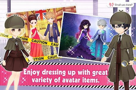 Guard me, Sherlock! – otome game App Download For Android and iPhone 6