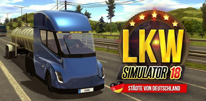 LKW Simulator 2018 : Europe