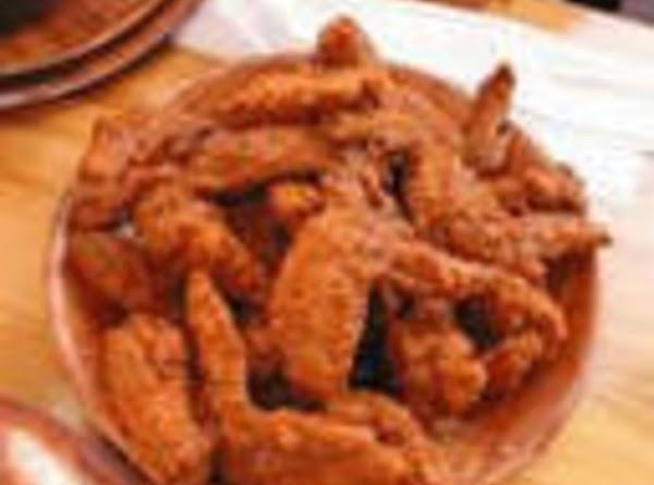 Tasty Hot Wings Recipe