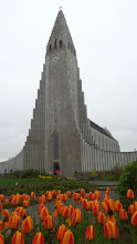 Photo: This view of the 244 foot high church completes my Icelandic saga!