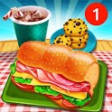 Cook It! Madness of Free Frenzy Cooking Games City icon