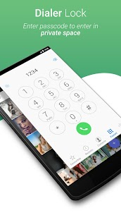 Dialer Vault – VaultDroid Hide Photo Video OS 10 App Download for Android 1