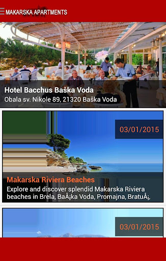 Makarska Riviera Apartments