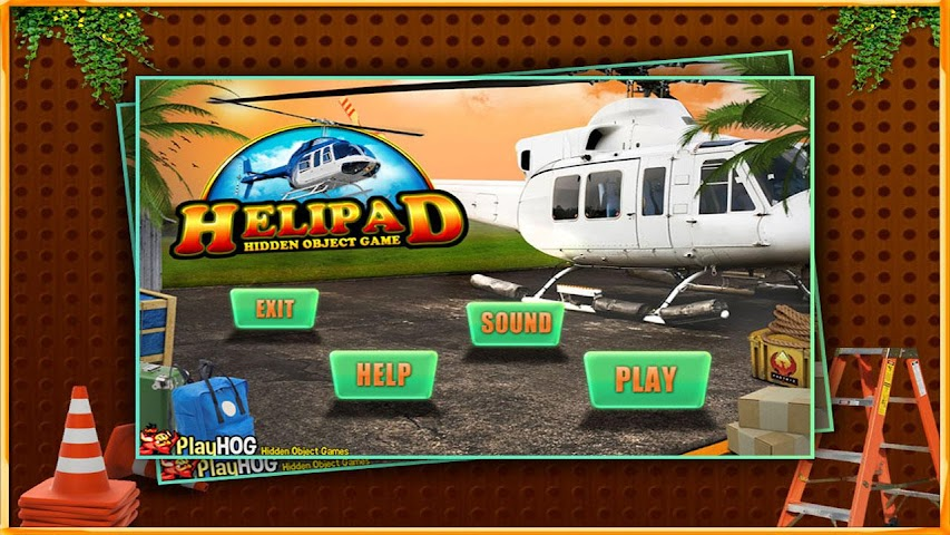 android Helipad New Find Hidden Object Screenshot 2
