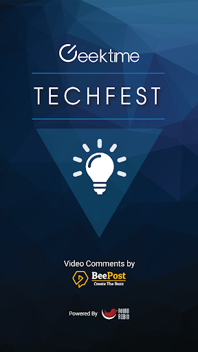 Geektime Techfest 2016 screenshot