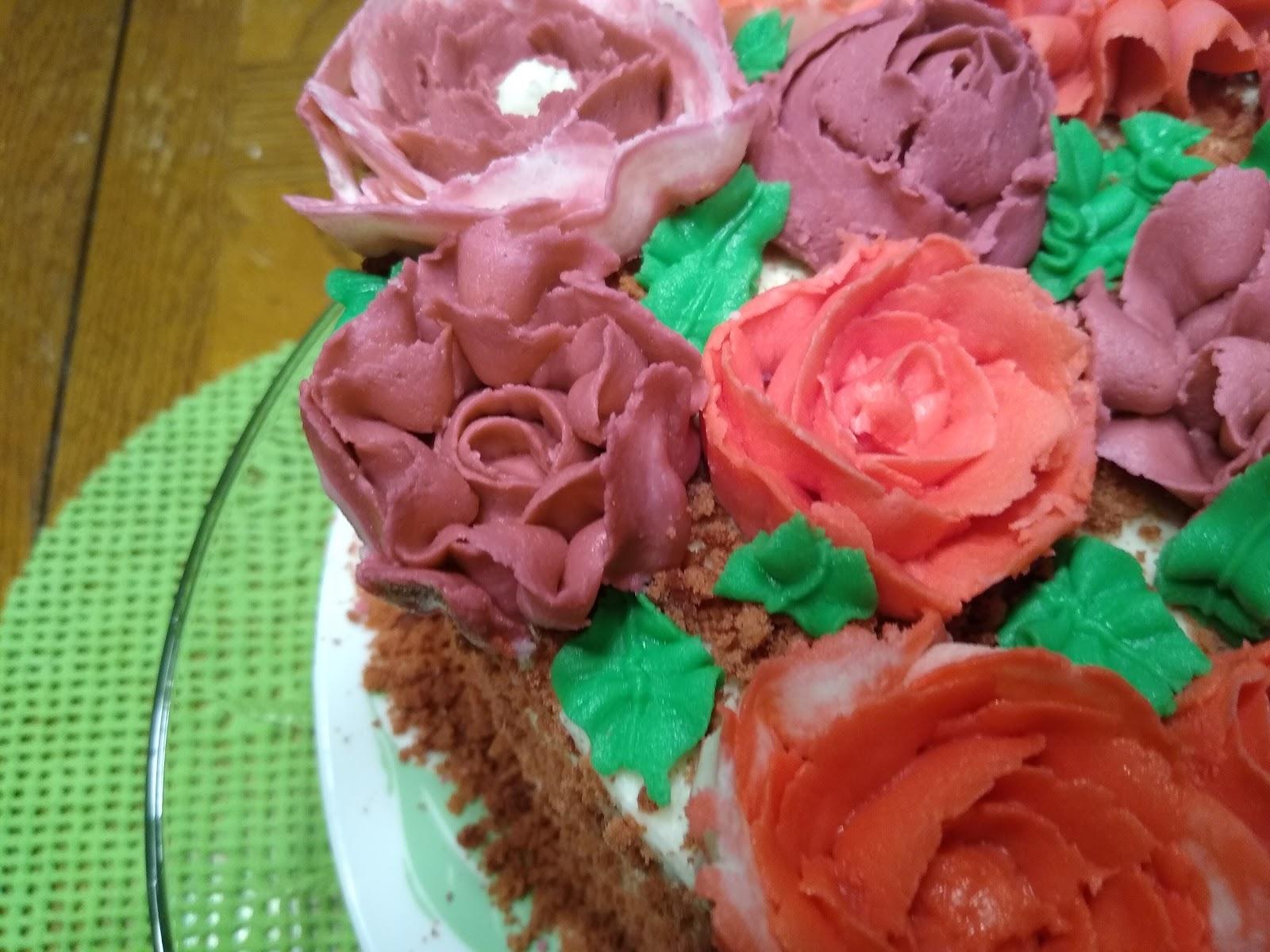 buttercream flowers image