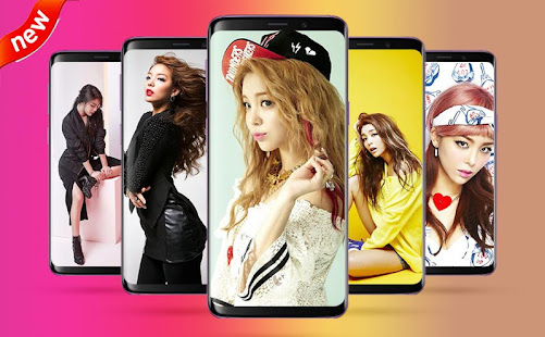 Cute Ailee Wallpaper Kpop - náhled