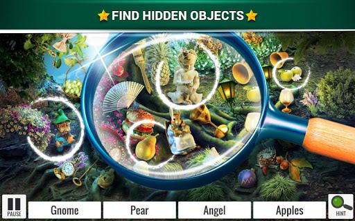 Hidden Objects Mystery Garden u2013 Fantasy Games 2.1.1 de.gamequotes.net 1