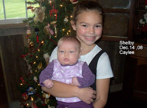 Photo: Caylee Addison Gallimore and Shelby Rae Gallimore Dec.14 ,2008- http://CayleeGallimore.com