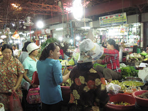 Photo: Psa Chas marketplace, Siem Reap, Cambodia