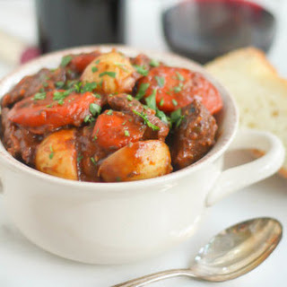 Guinness Braised Beef Stew.
