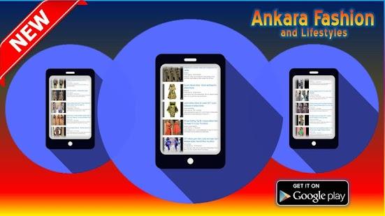 Ankara Fashion and Lifestyles - náhled