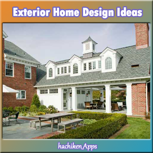 Exterior home design ideas android apps on google play for Exterior house design app