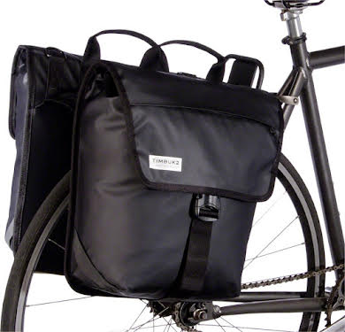 Timbuk2 Tandem Pannier, Jet Black, Pair alternate image 0