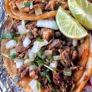 Suadero Taco  (3 pc)