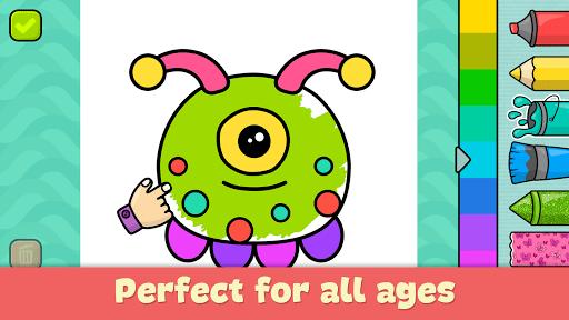 Coloring book for kids 1.102 Screenshots 1