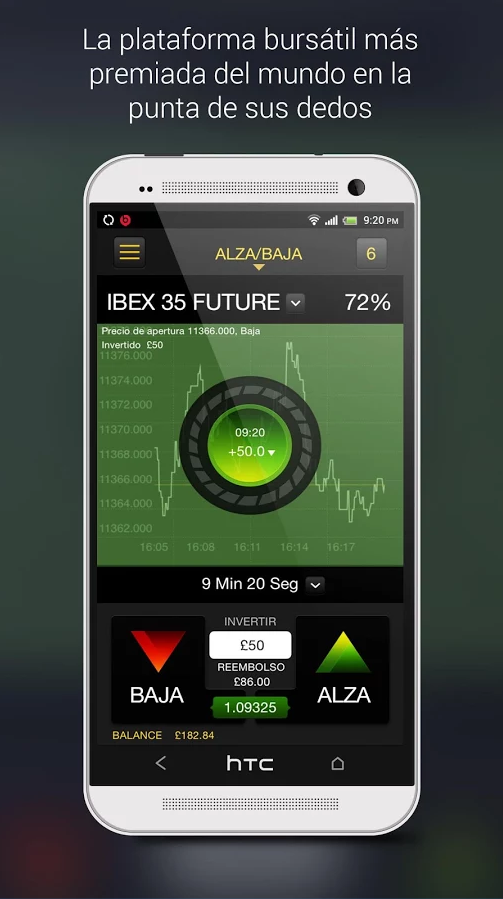 Mejor plataforma forex android