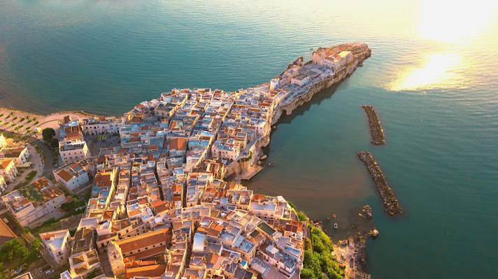 Aerial view of Vieste di marzio_cristina_palini