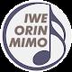 Iwe Orin Mimo (Yoruba & English) for PC Windows 10/8/7