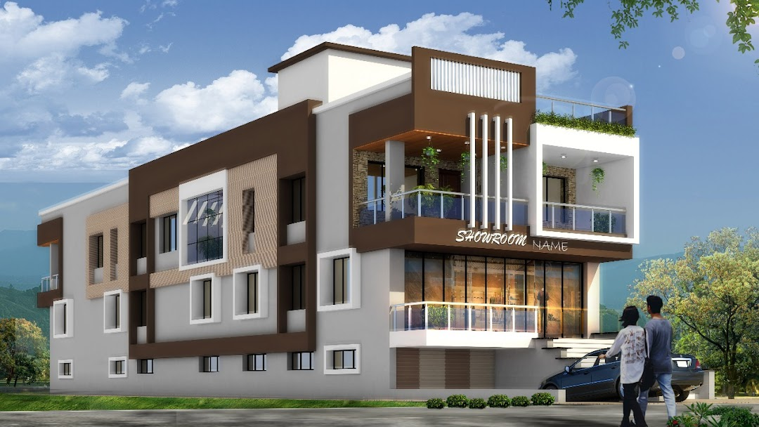 Alok Constructions Architects Civil Engineers And Interior Designers Construction Company In Akluj
