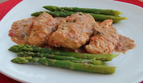 Pesto Crockpot Chicken Recipe
