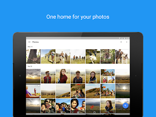 Google Photos screenshot for Android