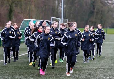 Les attaques à Bruxelles ont aussi des conséquences dans le foot féminin