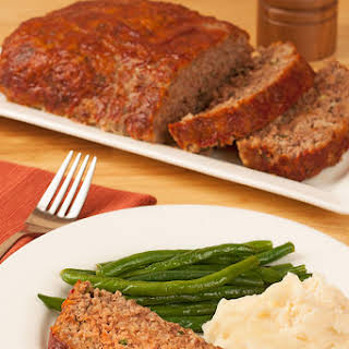 Old-Fashioned Meatloaf.