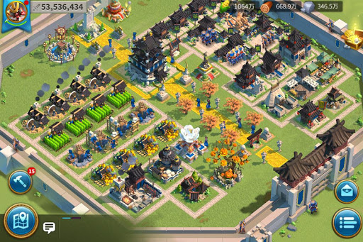 Rise of Kingdoms u2015u4e07u56fdu899au9192u2015 1.0.32.22 screenshots 7