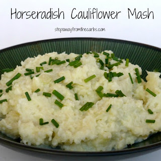 Creamed Cauliflower Horseradish Recipes