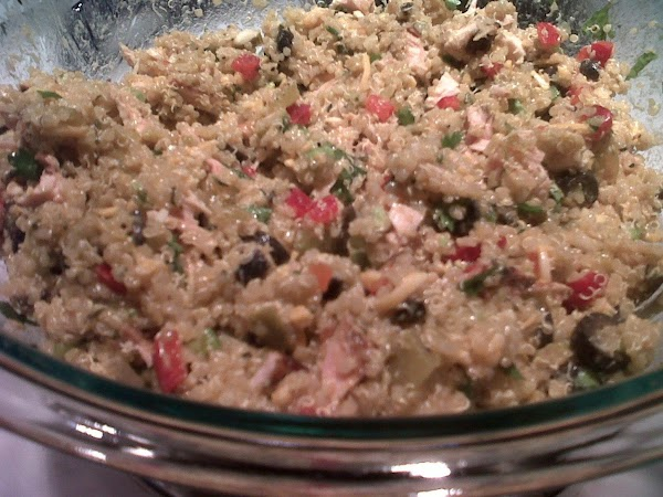 Kat's Southwest Quinoa Salad Recipe