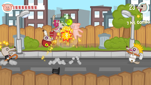Iron Snout - Fighting Game apkmr screenshots 4