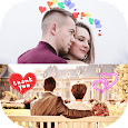 Heart Photo Collage Maker icon