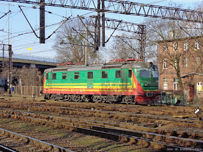 Photo: 3 150 521-5 (DB Schenker Rail Polska) {Toruń Wschodni; 2014-03-21}