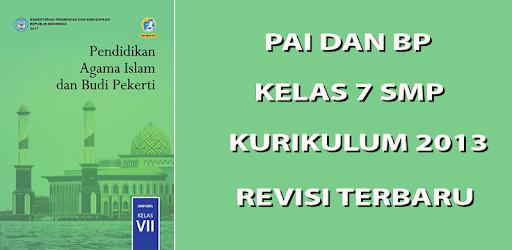 Pai Dan Bp Kelas 7 Kurikulum 2013 Apps On Google Play